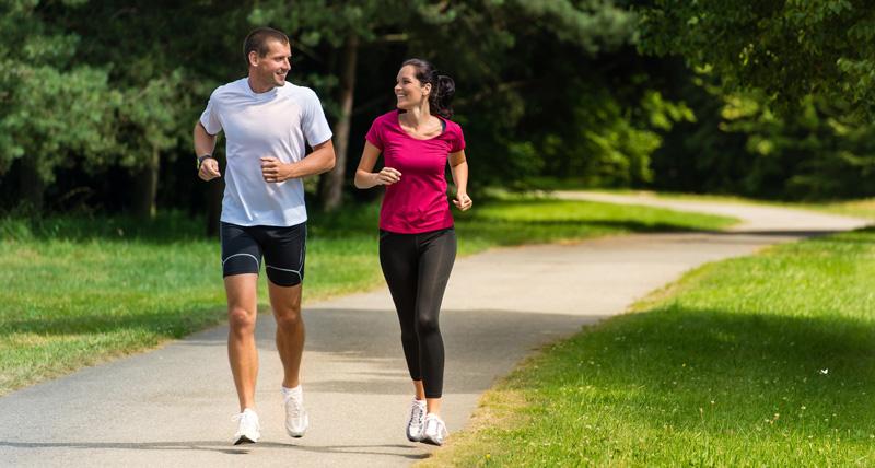 Lawan Kanker Dengan Olahraga