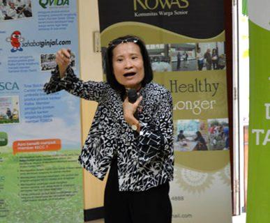 Kisah Kanker: Sempat Divonis Tiga Kanker Sekaligus, Wanita Ini Berhasil Sembuh