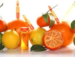 Ini Peran Vitamin C Bagi Pasien Kanker