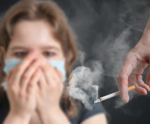 Perokok Pasif Lebih Rentan Kanker Paru