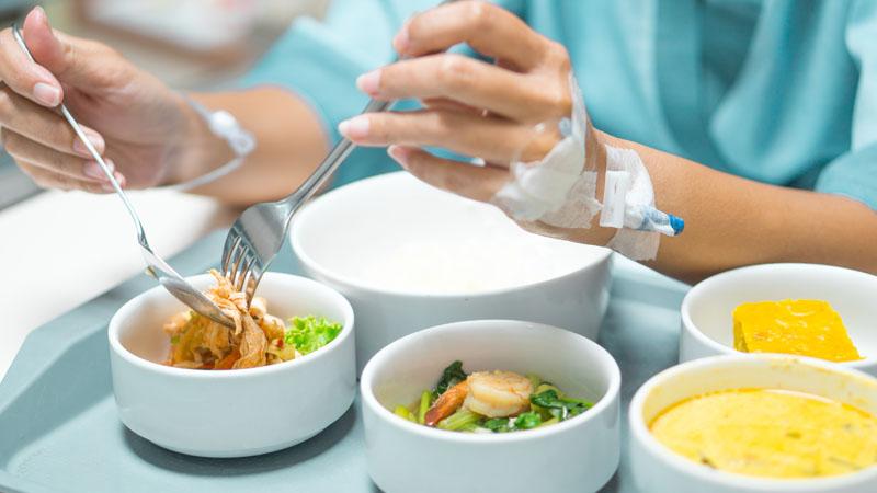 Makanan Kemoterapi Bagi Pasien